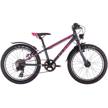 """VTT CUBE ACCESS 200 ALLROAD 20"""" Gris/Turquoise 2020"""